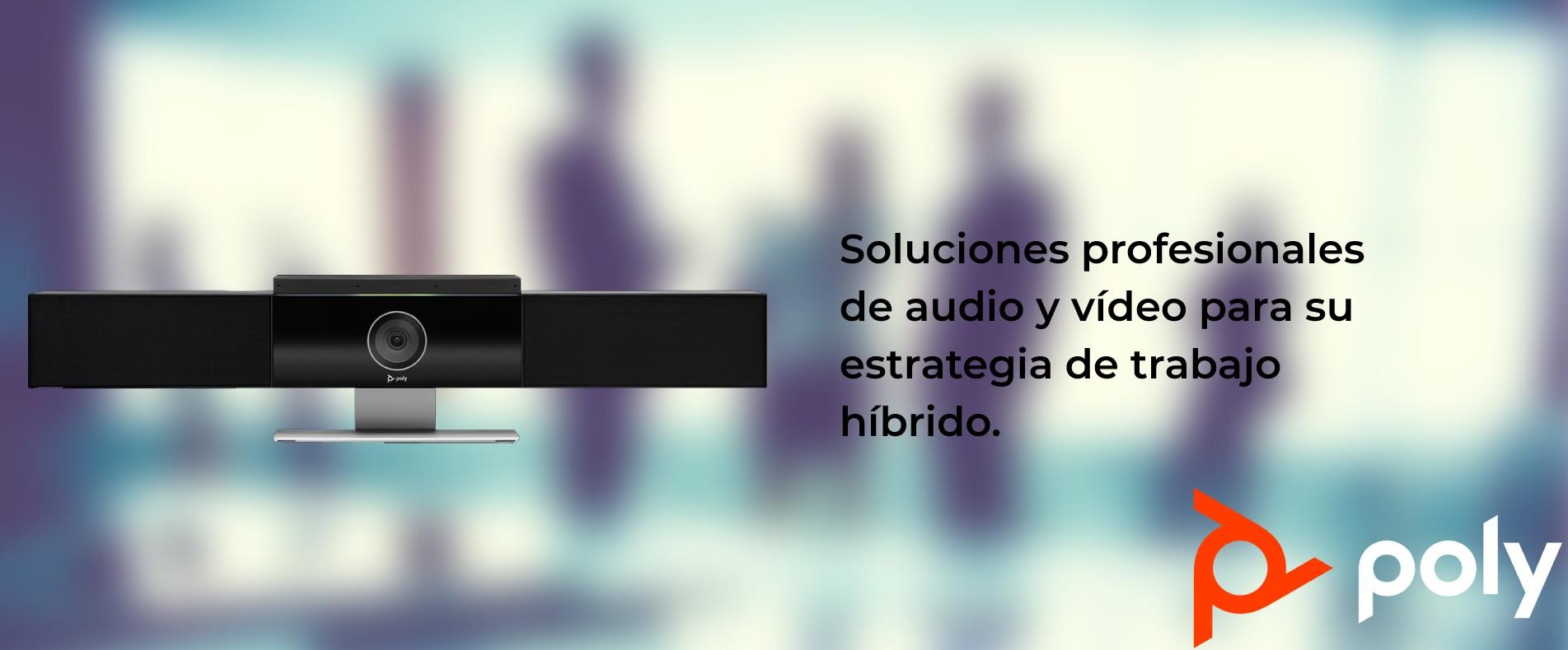 Audio y video Poly