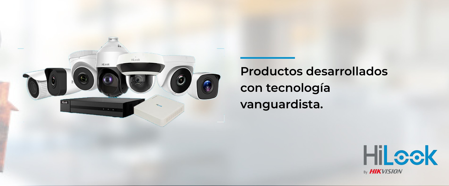 Hilook by Hikvision CCTV